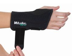 Mueller Fitted Right Wrist, Black, Small/medium by Mueller, http://www.amazon.com/dp/B002NLGNW8/ref=cm_sw_r_pi_dp_YcGasb09TAE66