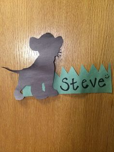 Lion King themed door dec/ door tag