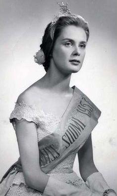 miss world 1957 | Miss World 1957 – Finland – Marita Lindahl