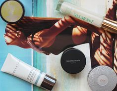 Toolkit for Humidity-Proof Makeup feat. #CoverFX Mattifying Primer with #AntiAcne Treatment #summer #beauty
