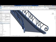 Revit Tips - Parametric DNA arch structure using formulas (download family) - YouTube