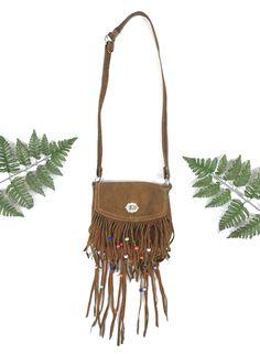 80d5a8ec540 fringe purse, vintage suede beaded purse, hippie handbag, retro leather  satchel, leather shoulder bag by SpacedOutMama on Etsy