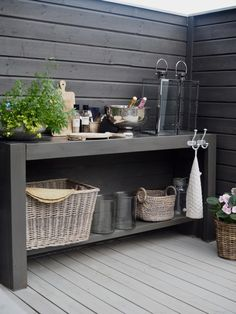 📌 39 outdoor space decor ideas, how to choose furniture for your outdoor space 25 Outdoor Retreat, Outdoor Rooms, Outdoor Gardens, Outdoor Living, Garden Nook, Garden Deco, Outdoor Projects, Garden Projects, Scandinavian Garden