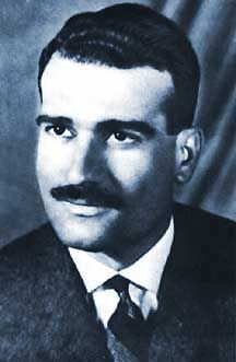 The israeli Eli Cohen, one of the greatest spies in history. Born in Egypt, with perfect command of Arabic and Arab culture, he was sent into Syria posing as a businessman. He literally became best buddies with the Syrian minister of defense, who told him everything about the Syrian military; valuable information which he passed to Israel. He was caught in 1965 thanks to radio surveillance. He was tried and publicly executed in a rather barbaric manner.