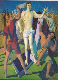Bertrand Peintre Philippe Lejeune, résurrection,