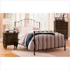 Drawn to this bed too