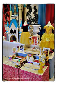 """Photo 11 of 25: Disney Princess Party / Birthday """"It's a dream come true!""""   Catch My Party"""