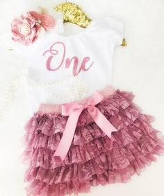 Kryssi Kouture First Birthday Lace Leo & Lace Bloomer Set 1st Birthday Tutu, First Birthday Outfits, Lace Bodysuit Long Sleeve, Ruffles, Leo, Swimwear Clearance, Business Baby, Cake Smash Outfit, Little Fashionista