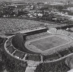 Das Volksparkstadion, 1960
