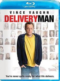 Delivery Man (Blu-Ray) Vince Vaughn, Cobie Smulders, Chris Pratt, Britt Robertson, Amos VanderPoel