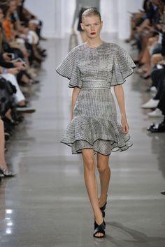 At Jason Wu, Flouncy, Feminine Party Dresses Set the Mood for Spring - Fashionista