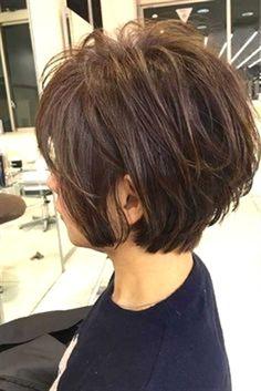 Really Modern Short Hairstyles for Older Women - Love this Hair frisuren frauen frisuren männer hair hair styles hair women Modern Short Hairstyles, Older Women Hairstyles, Trendy Hairstyles, Modern Haircuts, Short Layered Haircuts, Asymmetrical Hairstyles, Beautiful Hairstyles, Everyday Hairstyles, Hairstyles For Over 40