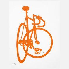 Matthew's Frejus Orange, $26, now featured on Fab.
