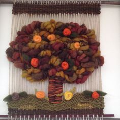 Shop for on Etsy, the place to express your creativity through the buying and selling of handmade and vintage goods. Tapestry Weaving, Loom Weaving, Hand Weaving, Home Crafts, Arts And Crafts, Diy Crafts, Textile Fiber Art, Collaborative Art, Macrame Projects