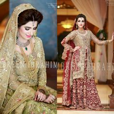 Bridal wear photography by Umbreen Ibrahim