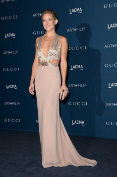 Kate Hudson wearing Gucci Clutch