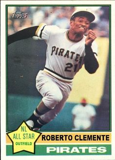 My favorite photo of him. Always maximum effort, all the time, everyday. Pittsburgh Pirates Baseball, Pittsburgh Sports, Roberto Clemente, Puerto Rico, Bowman Baseball Cards, Baseball Players, Mlb Players, Baseball Field, Willie Mays
