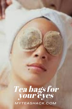 If you get tired of seeing these bags under your eyes that make you so old and give you a constant look of tiredness, don't worry anymore. There is an easily implemented and very popular home remedy. It's perfect as well, if you had a bad night and you woke up with very swollen eyes. It is the use of teabags for puffy eyes and dark circles.