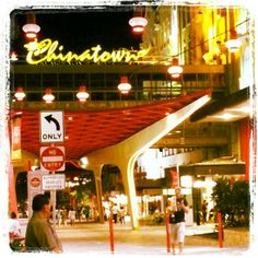 Chinatown Mall, Shopping centre in Fortitude Valley, Qld