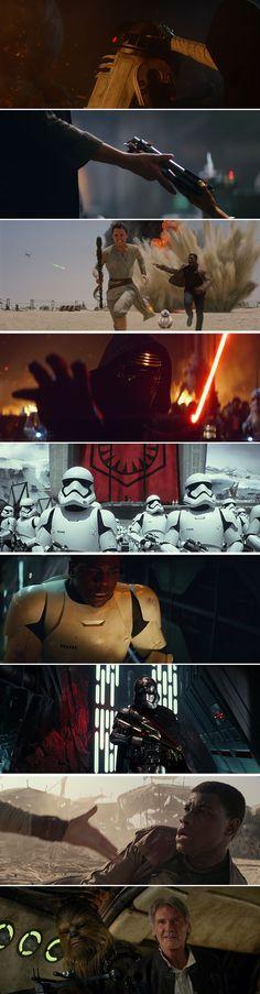 Star Wars - Episode VII / The Force Awakens