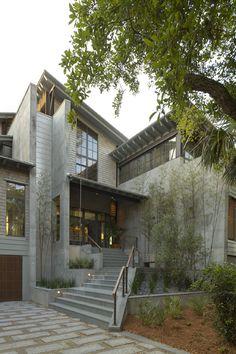 Project: Private Residence, Kiawah Island, S.C. Architect: Thomas & Denzinger Architects, Charleston, S.C.