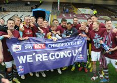 Midfielder David Jones was still coming to terms with what had just happened after Burnley guaranteed a place in the Premier League.