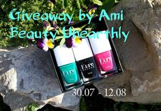 Giveaway by Ami  http://beautyunearthly.blogspot.com/2014/07/giveaway-by-ami-beauty-unearthly-kure.html?utm_source=feedburner&utm_medium=email&utm_campaign=Feed%3A+Beautyunearthly+%28BeautyUnearthly%29