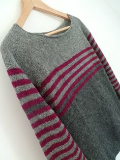 Love these colours.no pattern MXS, but use for Color reference. Knitting Blogs, Knitting Stitches, Knitting Projects, Knitting Patterns, Knit Fashion, Knitwear, Knit Crochet, Sweaters For Women, Clothes