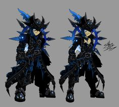 Legion Naval Commander (Set)