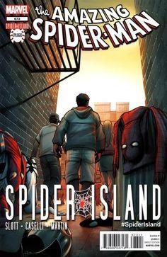 Amazing Spider-Man # 673 by Stefano Caselli