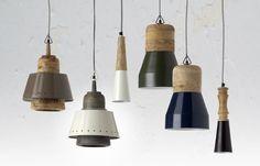Pendants via About Space lighting Evergreen, Decorative Bells, Lightning, Champion, Pendants, Ceiling Lights, Space, Home Decor, Floor Space