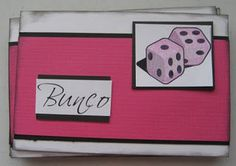bunco cards