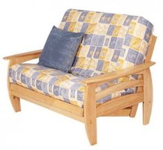 The Futon Place Rembrandt Futon Chair by The Futon Place. $323.00. Constructed of 100% plantation grown rubber wood, this beech wood finished Rembrandt Futon Chair features patented front operating system. The 2-1/2 inch slats are fully finished in 4/4 stock. This Rembrandt Futon Chair features steel plates on front and back stretcher bars, and six slat support bars on seat and back. This Rembrandt Futon Chair is available in 28-inch chair or chair pullout sizes. The opti...