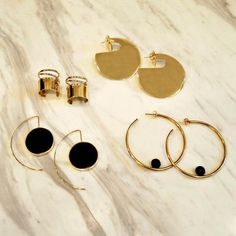 *Accompany x SOKO Exclusive Collection -- add a touch of bohemian glam to your look with these intricately designed pieces. Accompany has teamed up with SOKO on an exclusive collection of jewelry impacting artisan communities in Kenya. All items handmade; all hands paid a fair wage; all wages making an impact.