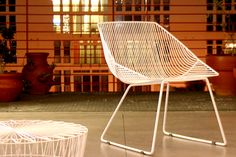 Bunny Lounge Chair by Bend $495 #yard #backyard #patio #garden #chair