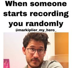 Pewdiepie, Markiplier Memes, Cryaotic, Youtube Memes, When Someone, Sadness, Youtubers, I Laughed, Girlfriends