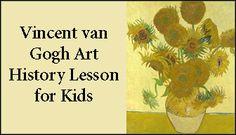 Best Vincent van gogh art lesson