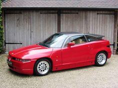 1990 Alfa Romeo SZ Coupé - in exceptional condition. | Classic Driver Market