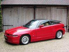 1990 Alfa Romeo SZ Coupé - in exceptional condition. | Classic Driver Market