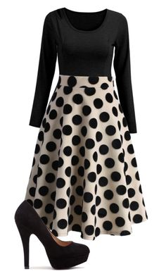"""""""Church outfit"""" by a-b-underwood ❤ liked on Polyvore featuring Chicwish, women's clothing, women, female, woman, misses and juniors"""