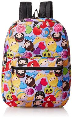 Disney Princess Emoji Backpack Is The Cutest Way To Tote Your Totables