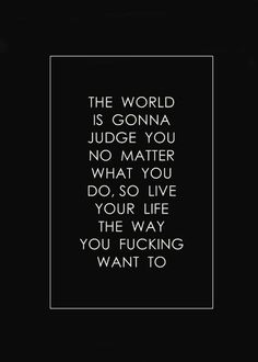 live your life #Do w