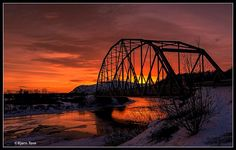 Stabbursdalen bridge, North Norway