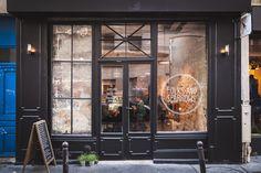 Folks and Sparrows, coffee & lunch | 14, Rue Saint-Sébastien | Métro: Saint-Sébastien - Froissart | Paris