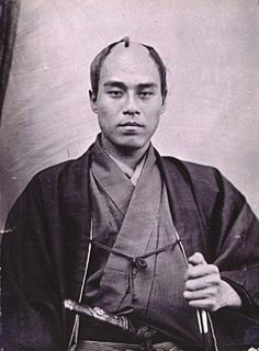 Fukuzawa Yukichi, Renaissance man and father of modern Japan. Born into a feudal society in 1835, he saw the arrival of Commodore Perry at 19, the end of the Tokugawa Shogunate at 32, and the birth of Japan as a modern industrial nation.