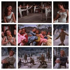 Seven Brides for Seven Brothers. One of my favorite musicals.