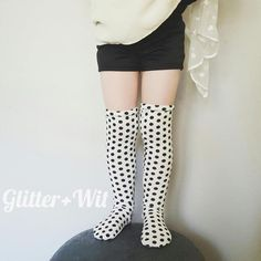 Abby's Trailblazing Socks (Children) PDF Sewing Pattern