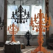 Image Result For Cardboard Chandelier Template Design My First Eyes Queen