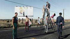 campanhas de moda - calvin klein inv 17