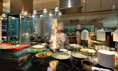 #ECOHOTELS #SWD #GREENSTAY  The Park Lane Jakarta shared CAFE ONE, Asian Fusion's post.- http://www.green2stay.com/asia-pacific-eco-hotels